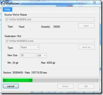 Boot VHD erweitern / vergrößern | Hyper-V Server Blog