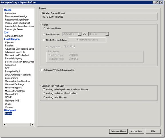 101206-HyperV-Backup-mit-Backup-Exec-10