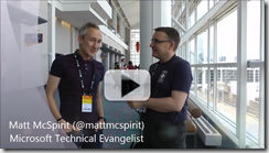 Videointerview with Matt McSpirit about his Favorite Ignite Thumb2