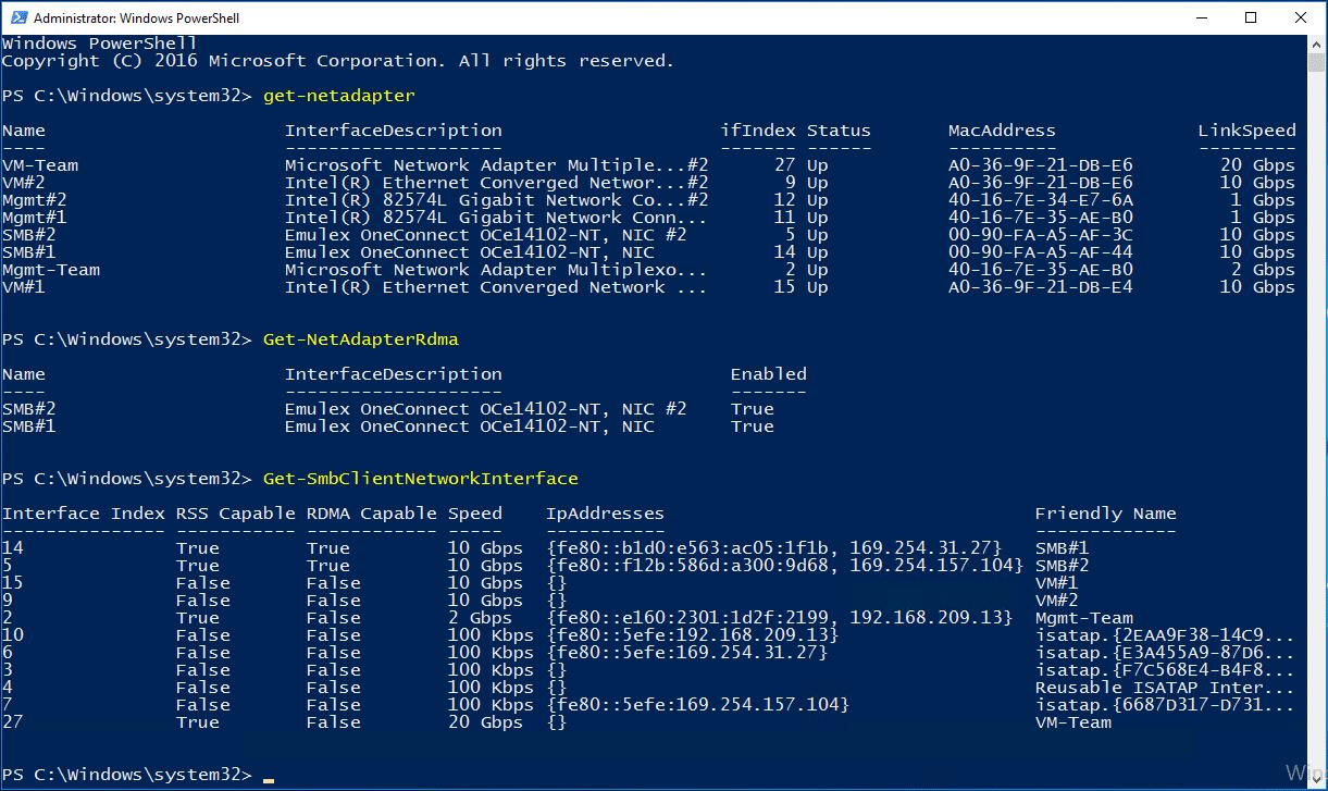Neu in Windows Server 2016: Switch Embedded Teaming (SET) | Hyper-V