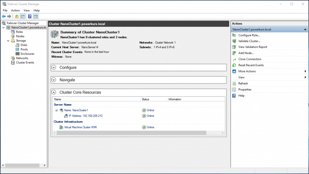 Nano Server Installation - 012