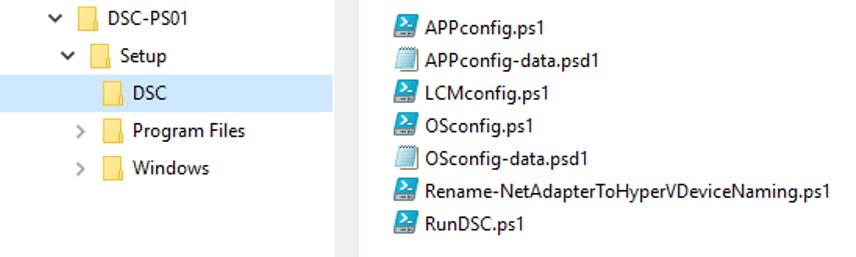 Desired State Configuration (DSC) und Windows Server 2016 – Teil 2 ...